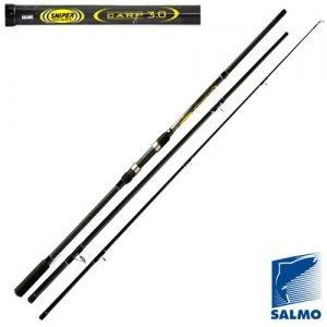 Удилище карповое Salmo Sniper Carp 3.00lb, 3.3м, 383гр