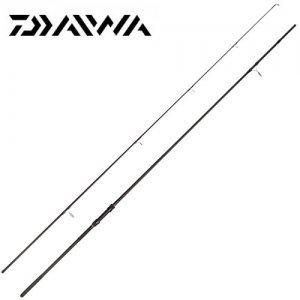 Удилище карповое DAIWA Black Widow Carp 3.6м, тест: 3.5lbs, 383гр