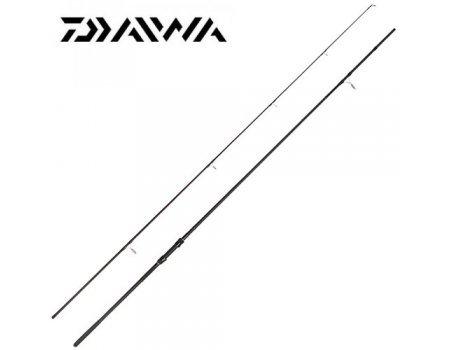 Удилище карповое Daiwa Black Widow Carp 3.9м, тест: 3.5lbs, 409гр