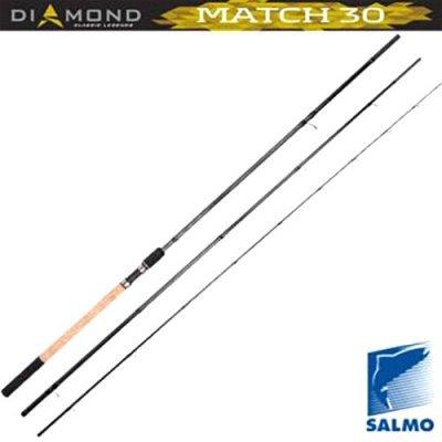 Удилище матчевое Salmo Diamond Match 30, 3.9м, 240гр