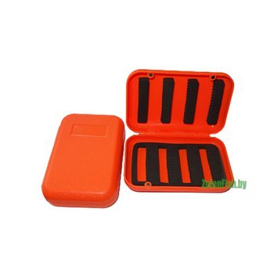 Коробка для мормышек ПИРС-11, 11х7.5х2.7см