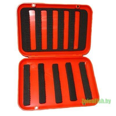 Коробка для мормышек ПИРС-14, 14х10х3см