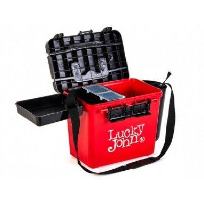 Ящик зимний рыболовный Lucky John 2050, 30л