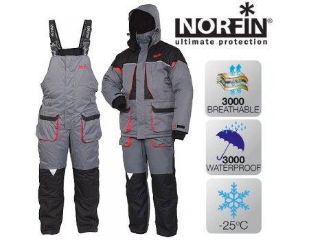 Костюм зимний NORFIN Arctic Red NEW -25°С