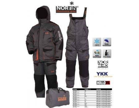 Костюм зимний Norfin Discovery Gray -35°С