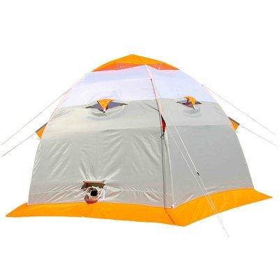 Палатка зимняя Lotos 3 оранжевая