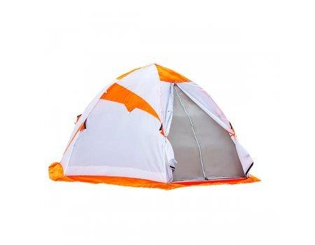 Палатка зимняя Lotos 4 оранжевая