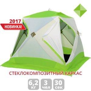 Палатка зимняя Лотос Куб Классик C9