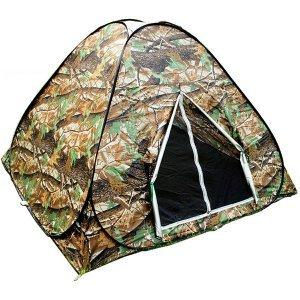 Палатка зимняя Dodger С, 2x2x1.5м (дно на молнии)