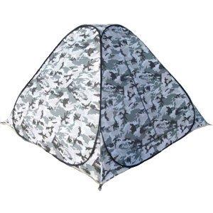 Палатка зимняя Libao NBA-2, 2x2x1.5м (дно на молнии)