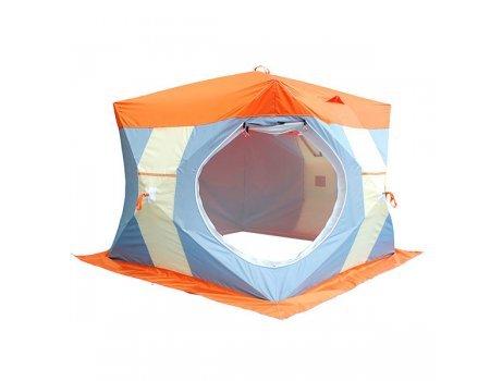 Палатка зимняя Нельма Куб 2 Люкс