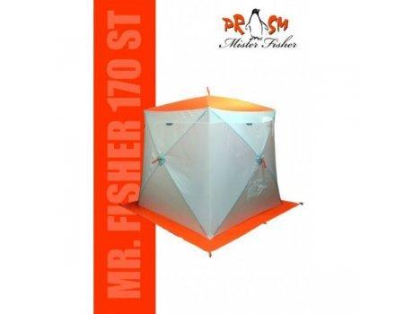 Палатка зимняя Пингвин MrFisher 170 ST, 1.7x1.7x1.73м