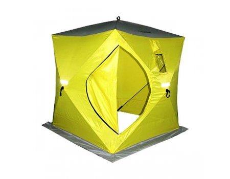 Палатка зимняя Сахалин 4, 1.8х1.8х2м