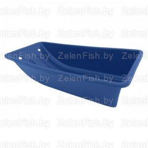 Санки для рыбалки Solar C-2/1 синие, 830x450x220мм