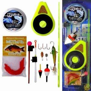 Набор для зимней рыбалки Три Кита Ice Master №2